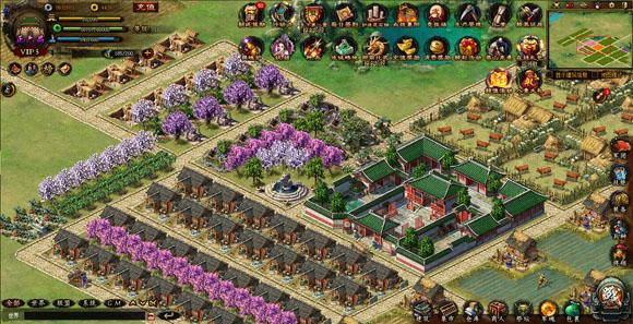 龙之崛起 欢乐园《精忠岳飞》城镇建设再造天下