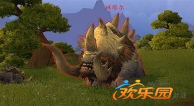 魔兽世界裂蹄牛的女王任务攻略 班塔尔刷新坐标